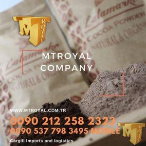 پودر کاکائو نچرال لاتامارکو Natural cocoa powder