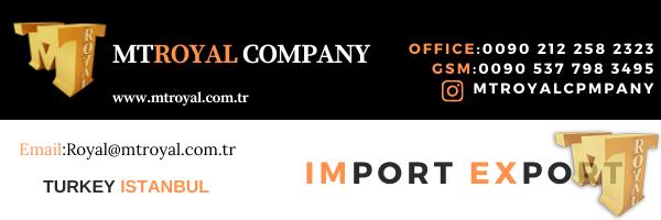 شرکت بازرگانی در ترکیه