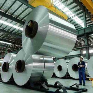 واردات فولاد از چین