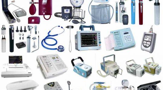 واردات تجهیزات پزشکی از ترکیه