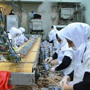 واردات مواد اولیه صنعت آبزیان