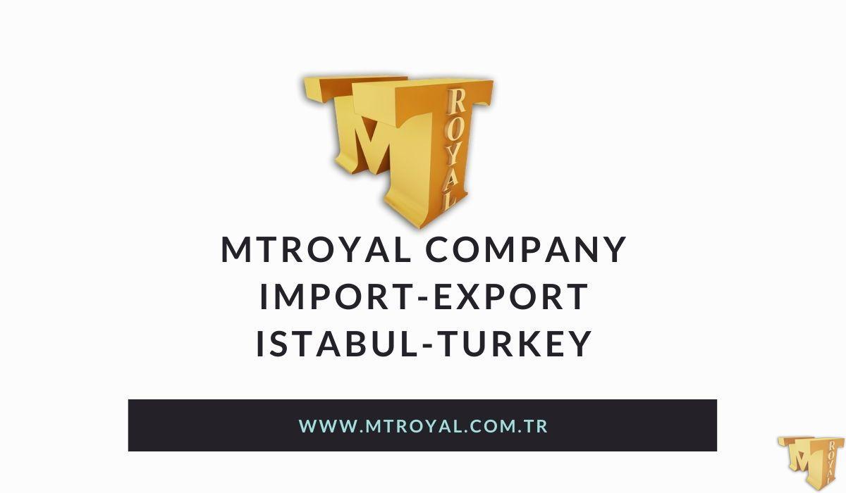 خدمات واردات از کشور ترکیه