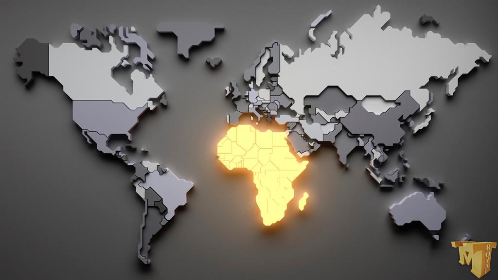 شرکت بازرگانی در آفریقا